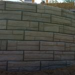 Boyd Bros Concrete- Retaining wall