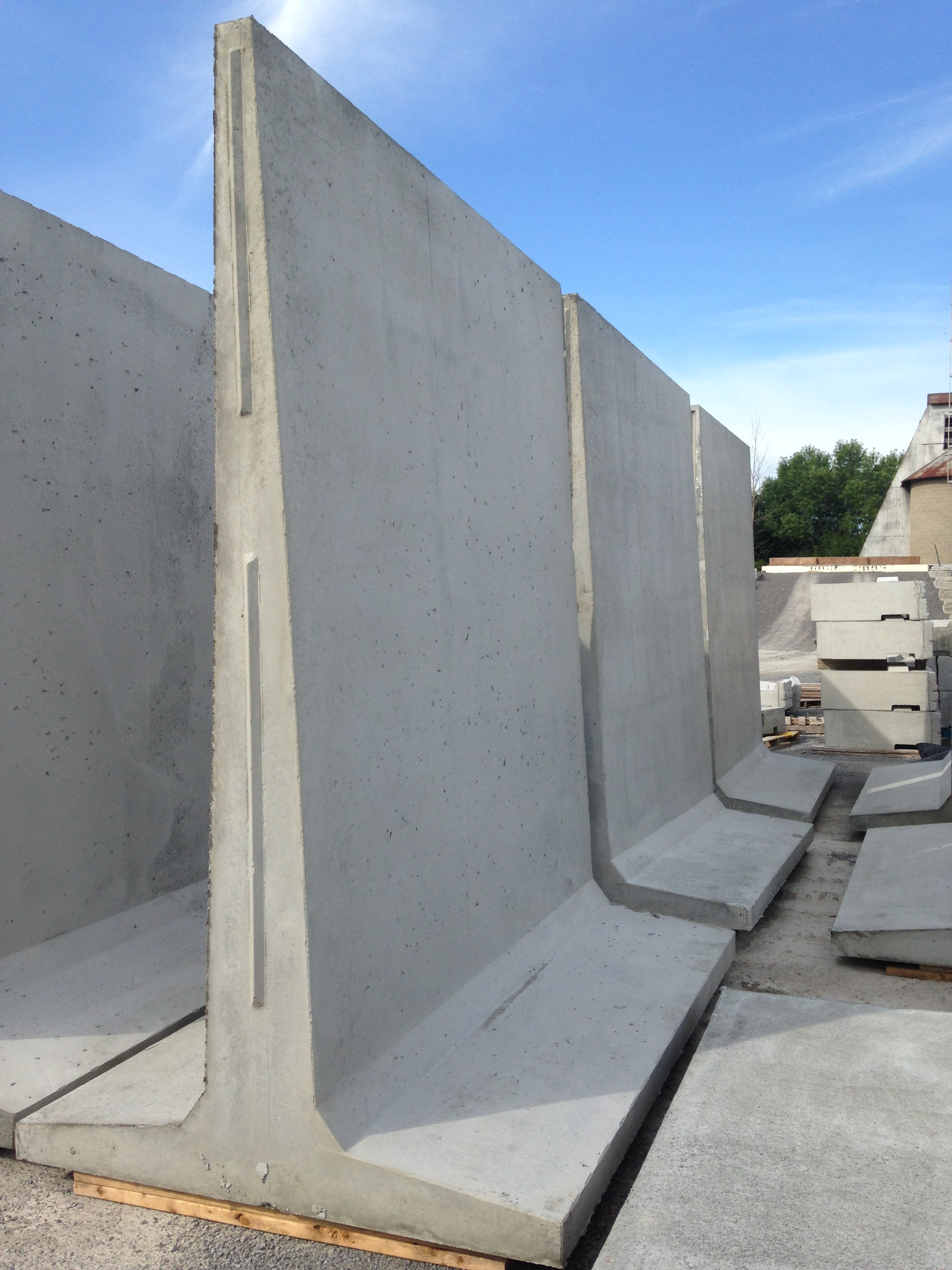 Agricultural Precast Concrete Products : Agricultural photo gallery boyd bros concrete ottawa