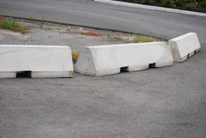mini barrier