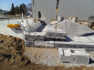 ReCon Retaining wall